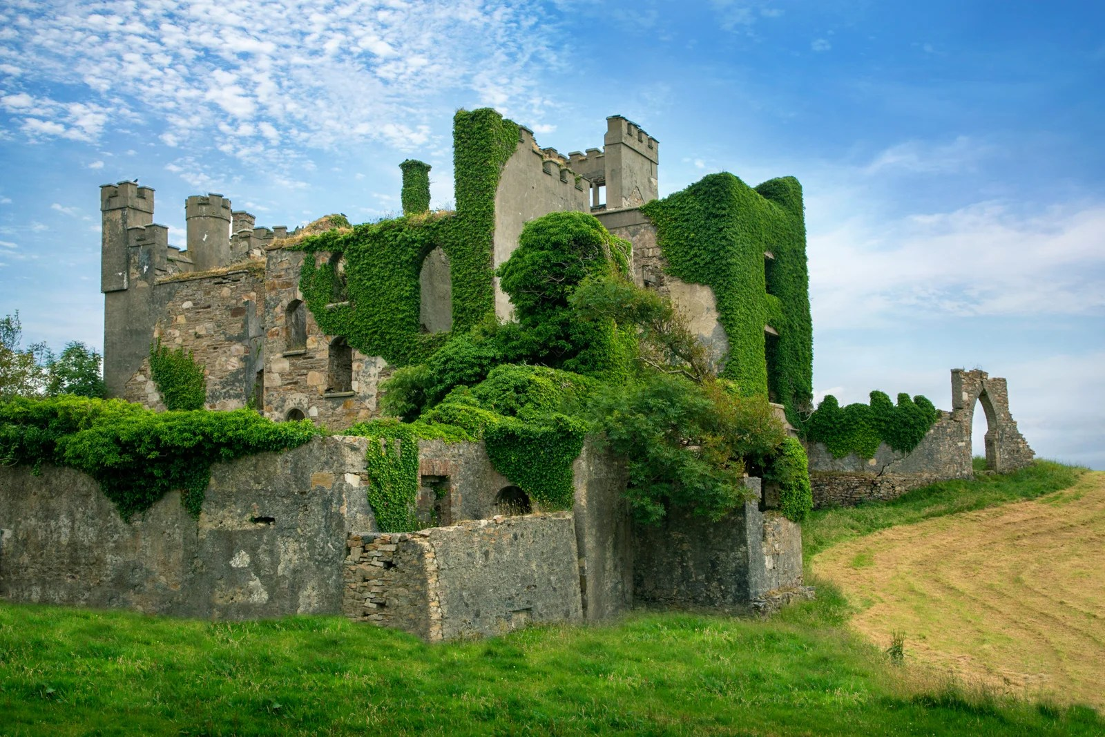 Connemara Greenway EIS Volume 1 Part III Main Report