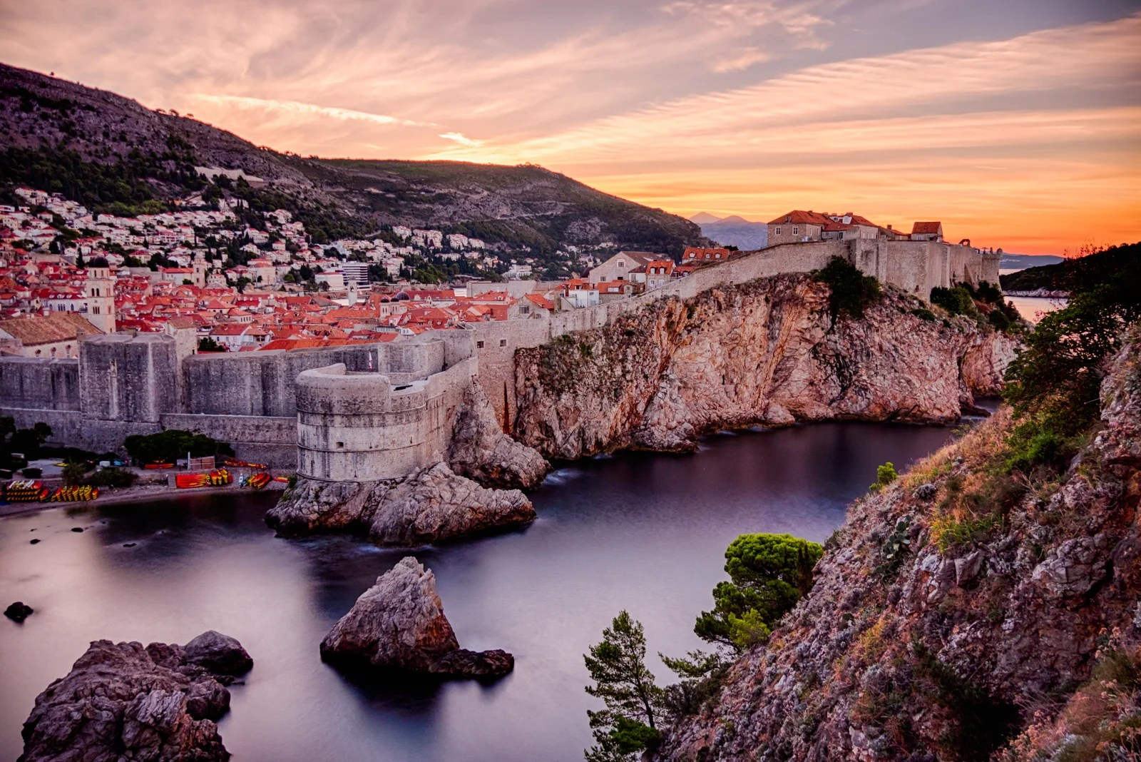 Second cities: Destinations to add on to a trip to Dubrovnik, Croatia