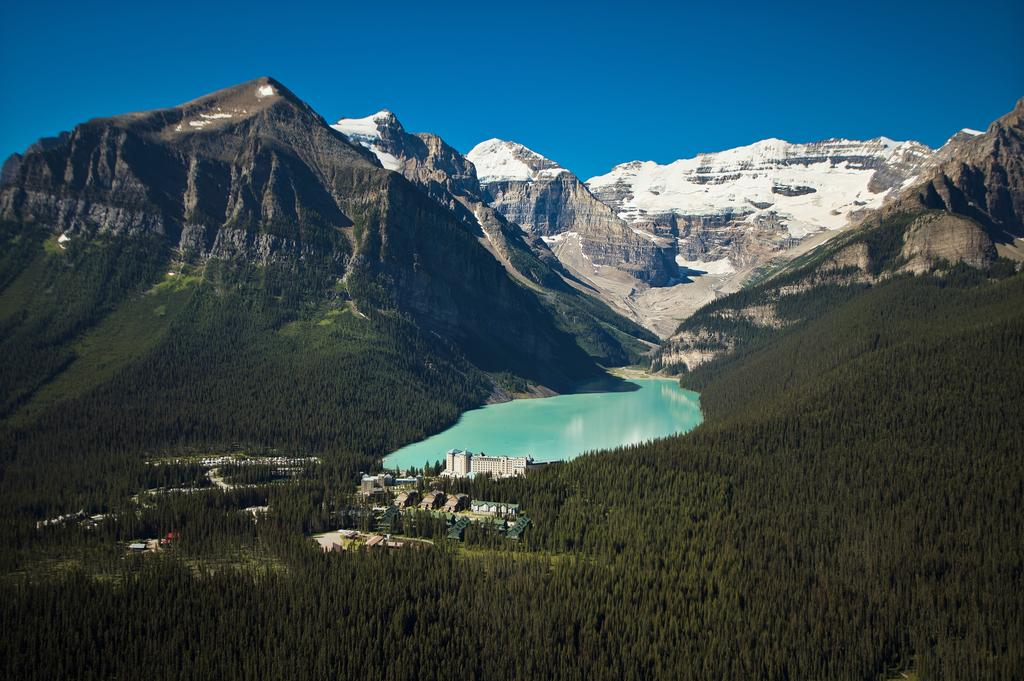 (Photo courtesy of Fairmont Chateau Lake Louise)