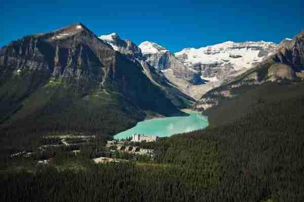 (Photo courtesy of Fairmont Chateau Lake Louise)