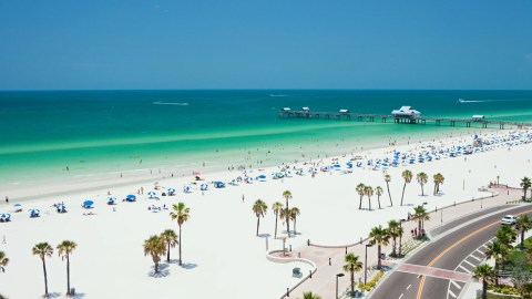 Why Florida's Clearwater Beach Is Great for Families