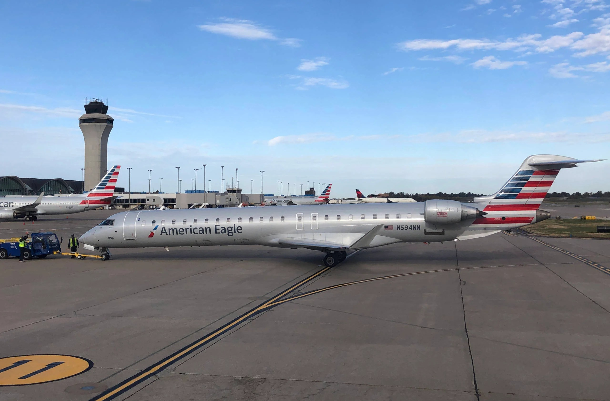 American to retire some regional jets early due to the Boeing 737 MAX