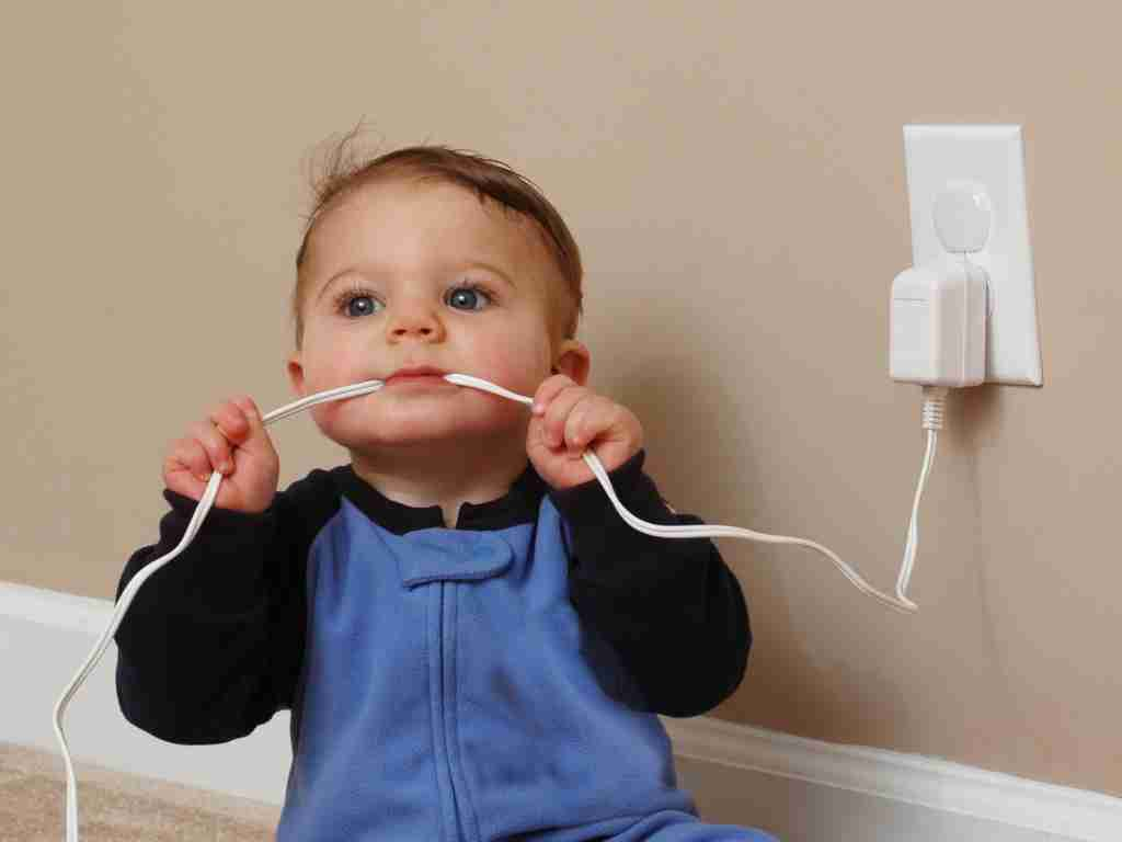 baby outlet cover