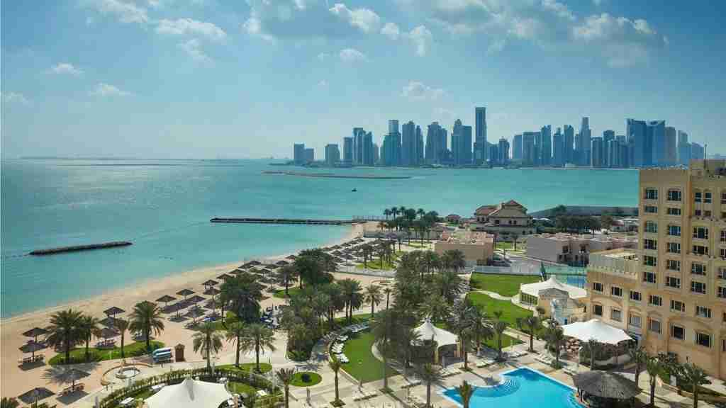 (Photo courtesy of the InterContinental Doha)
