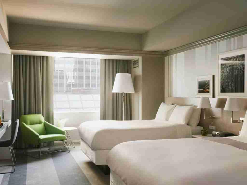 Radisson Blu Minneapolis (image courtesy of hotel)