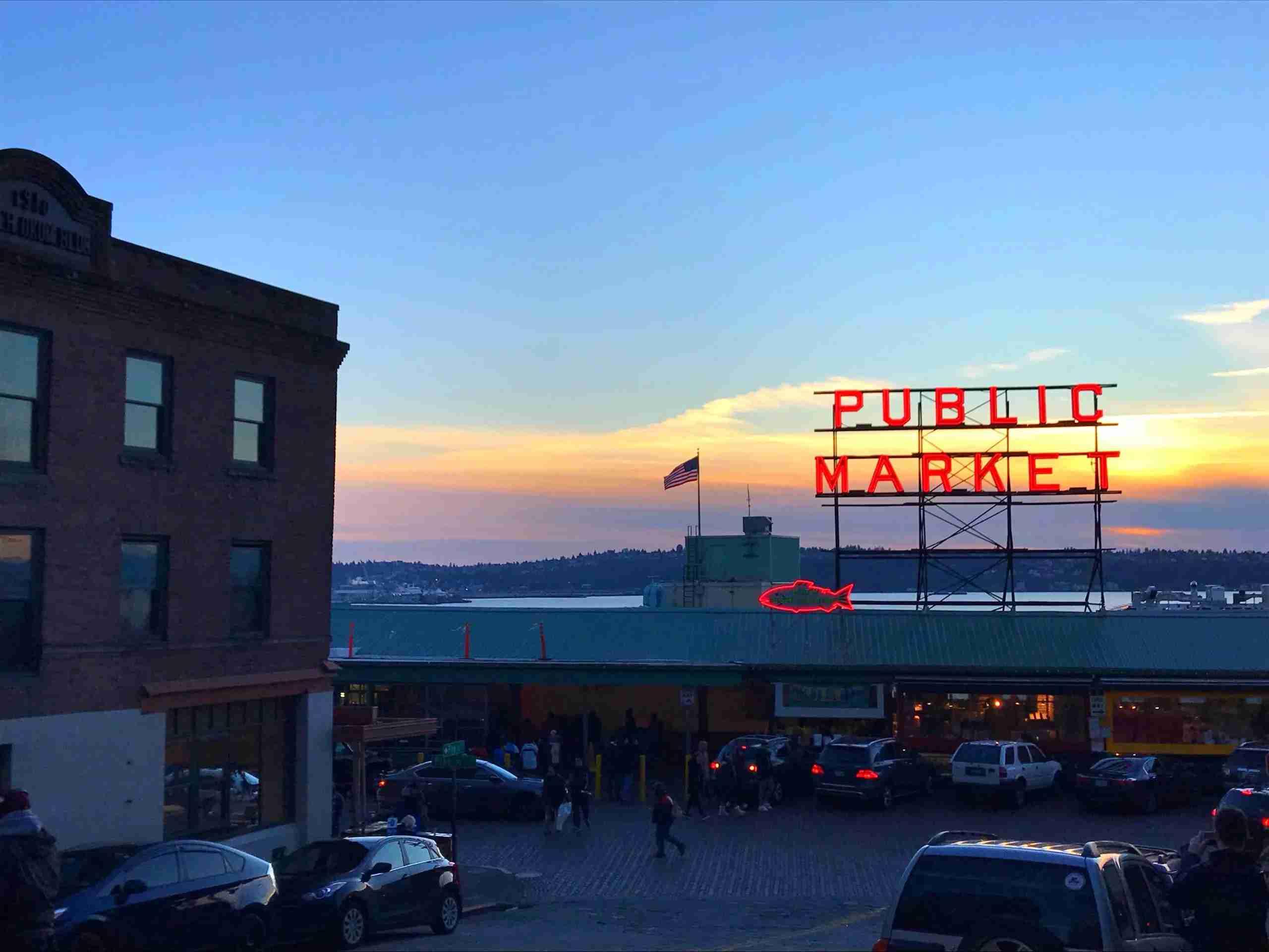 Cheaper Hyatt awards in Seattle (Photo by Summer Hull/The Points Guy)