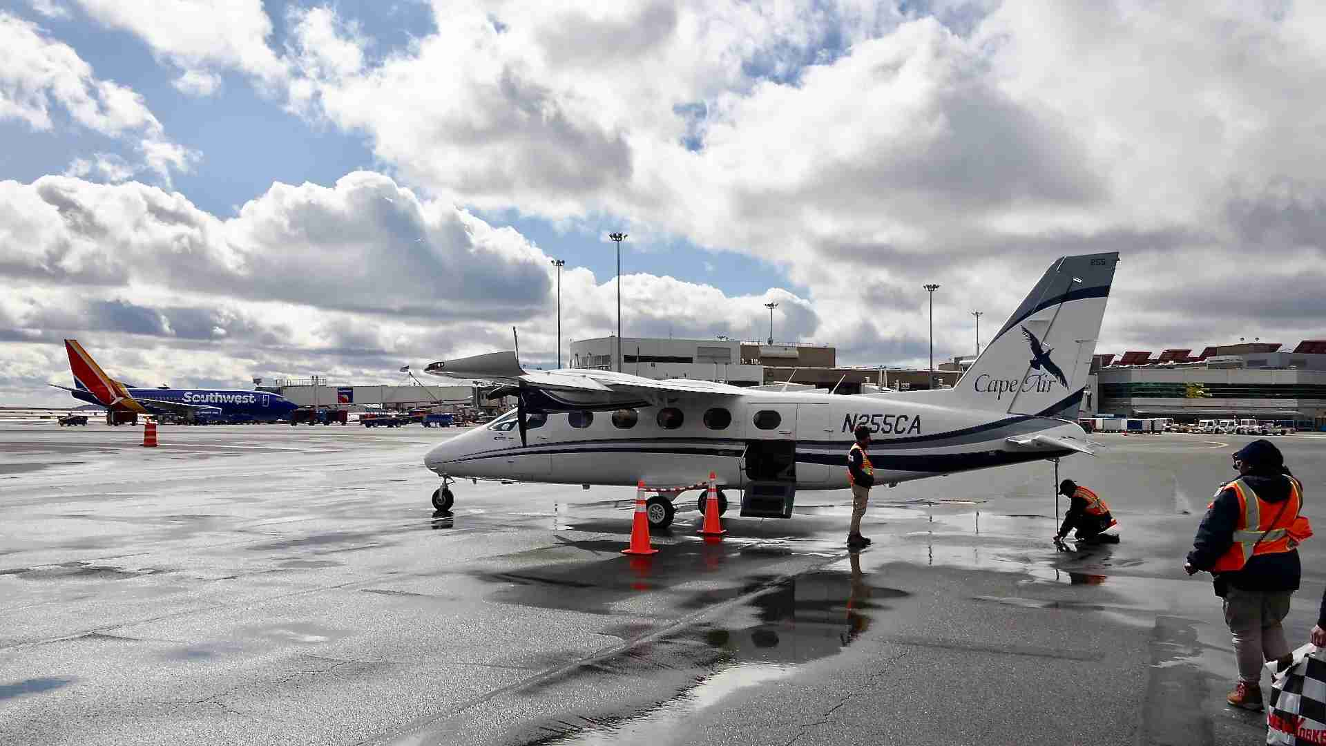 One of Cape Air