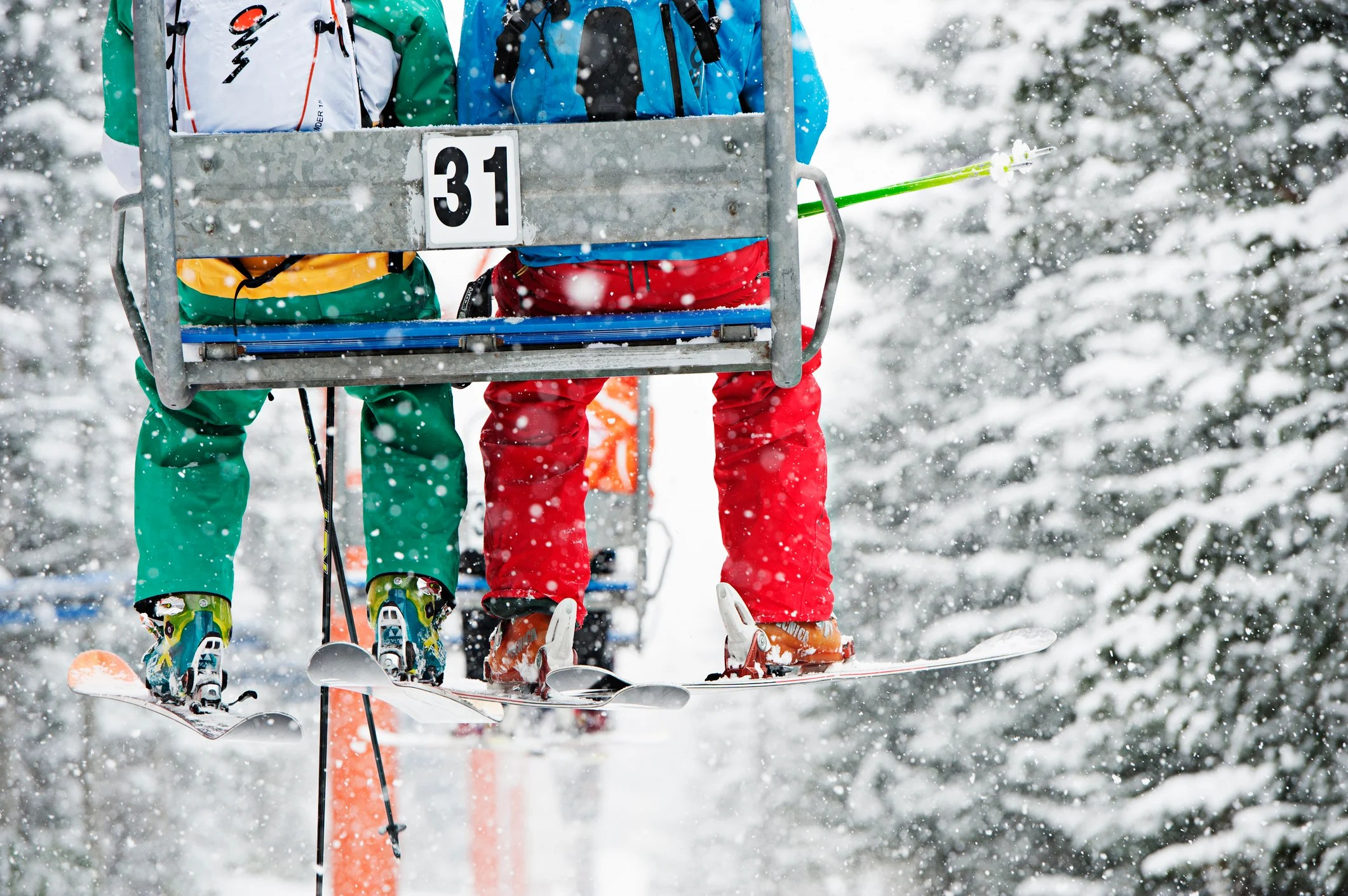 Senior ski bunnies can hit the slopes for free at these 117 resorts