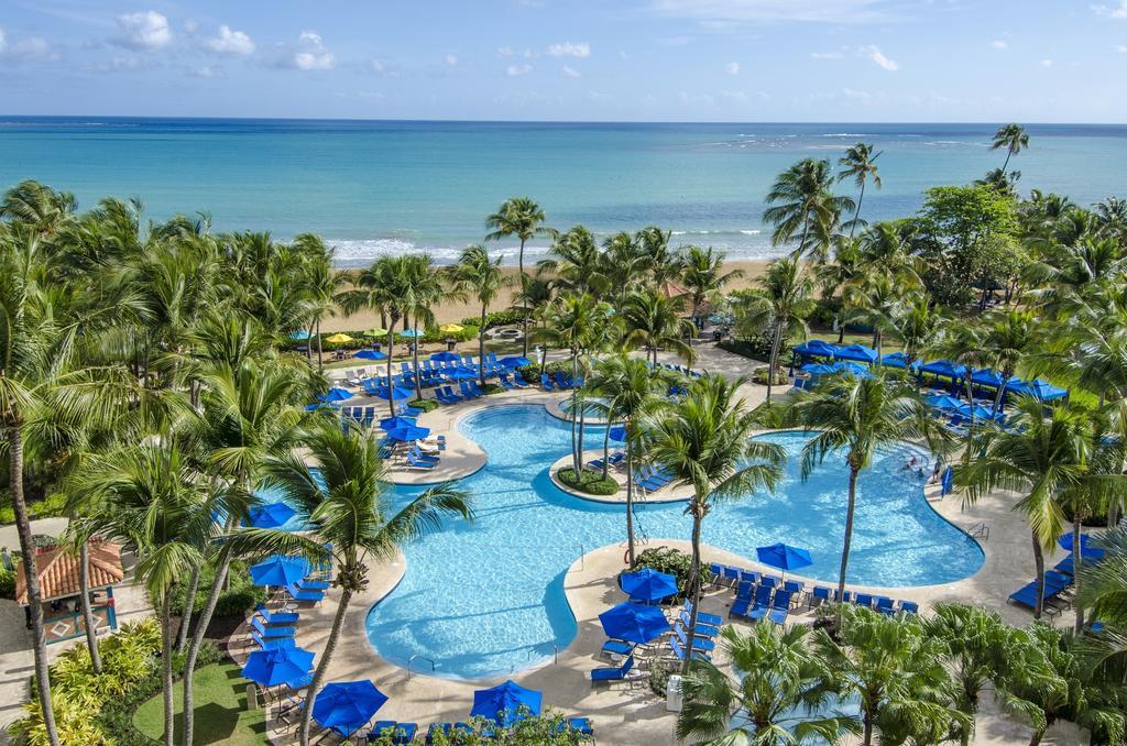 Wyndham Grand Rio Mar Puerto Rico Golf & Spa Resort (Photo courtesy of Booking.com)