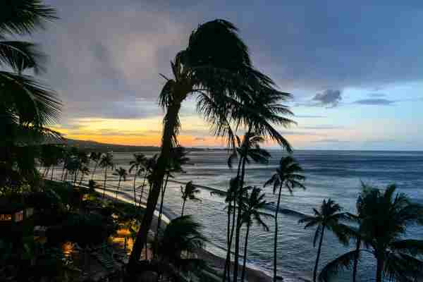 View from the Hyatt Regency Maui (Photo by Clint Henderson/The Points Guy)