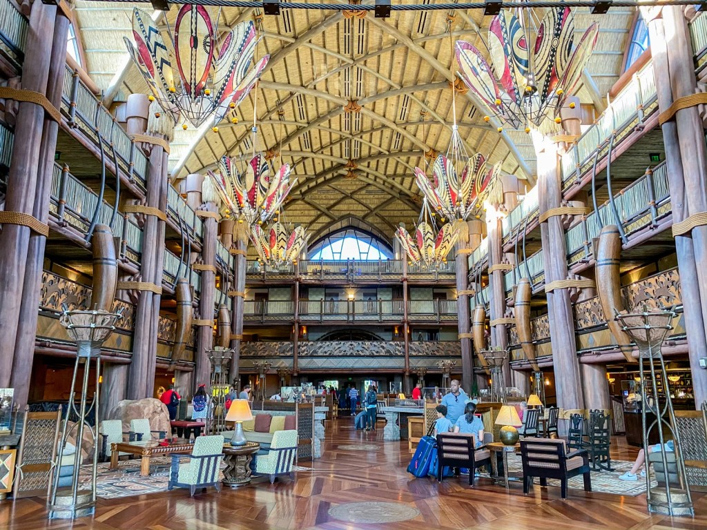 Animal Kingdom Lodge (Photo by Summer Hull/The Points Guy)