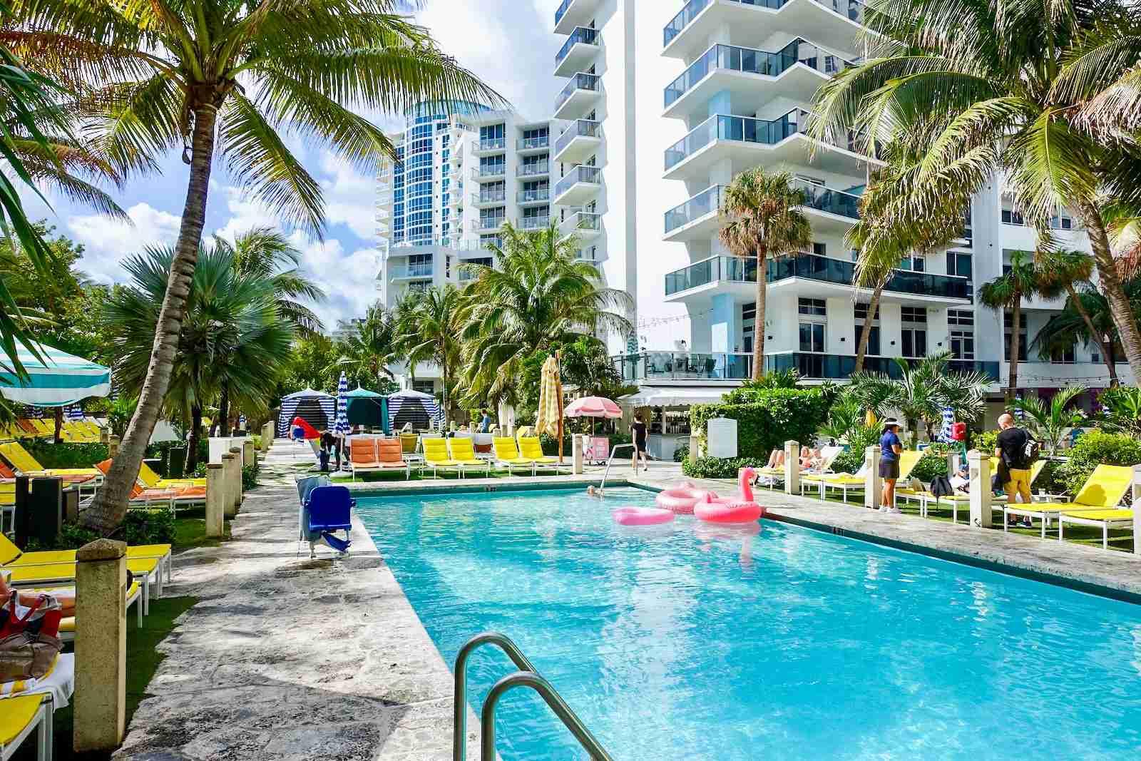 Confidante Miami (Photo by Benji Stawski/The Points Guy)