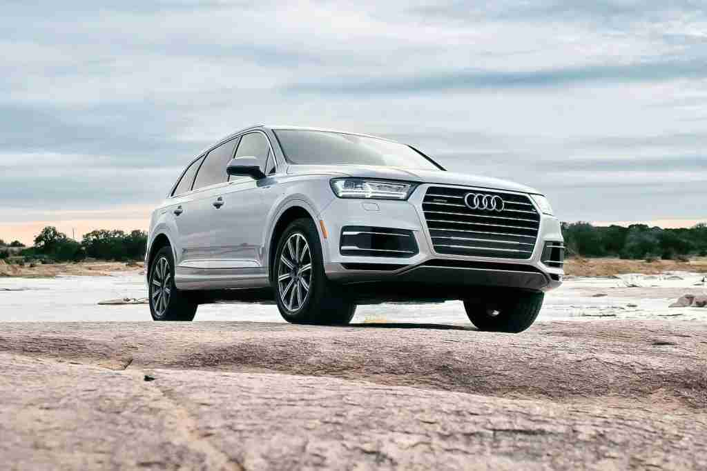 Audi Q7 (Image courtesy of Silvercar / Audi)