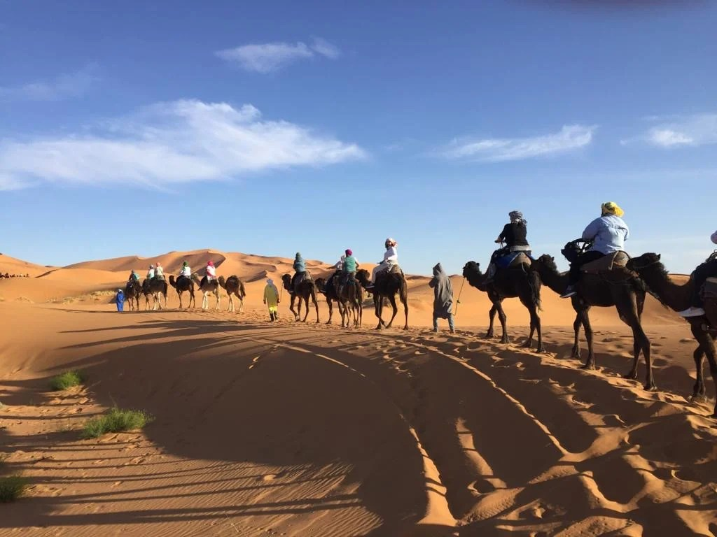 A first-timer's travel guide to Morocco