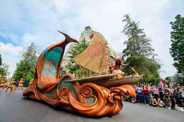 (Photo credit: Todd Wawrychuk/Disneyland Resort)