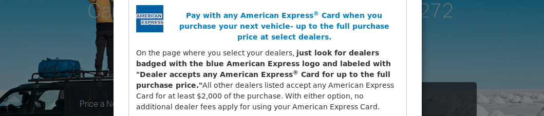 The Pros and Cons of Amex's Auto Purchasing Program