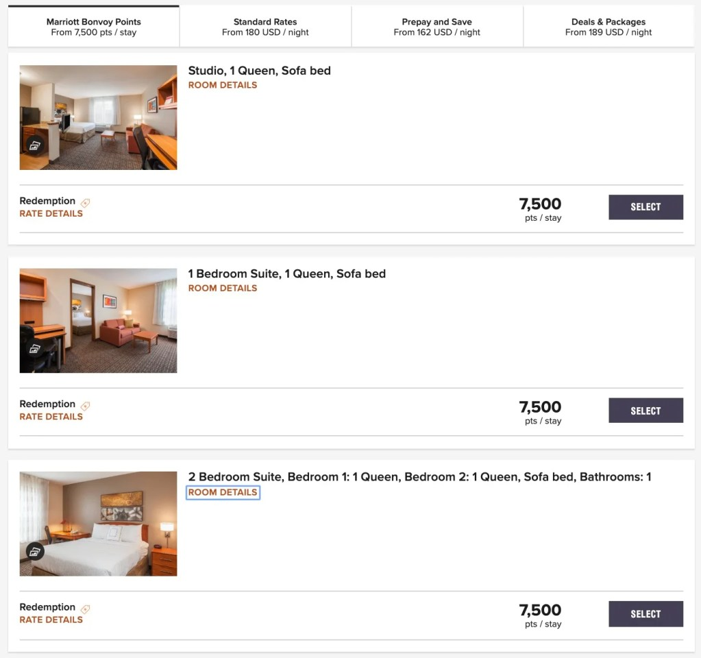 . 2 Bedroom Suites Families Can Book With Points