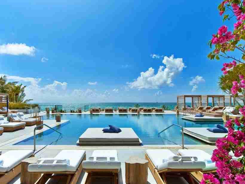 (Photo courtesy of 1 Hotel South Beach)