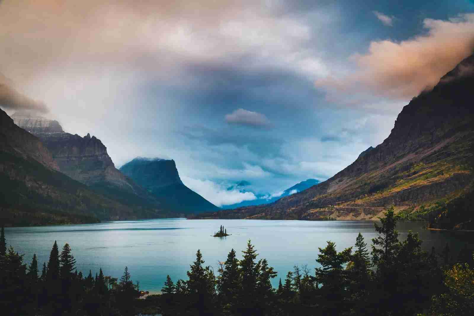 Glacier National Park. (Photo by Teri/Adobe Stock)