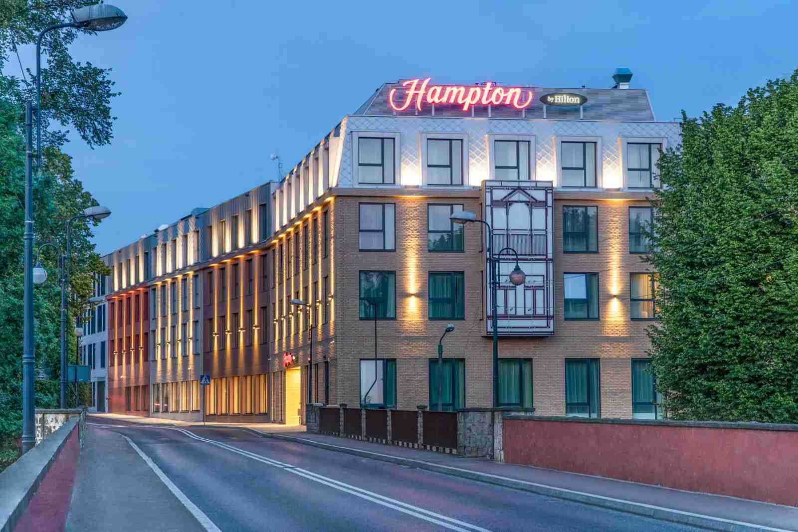 Hampton by Hilton Oswiecim. (Photo courtesy of Hilton)