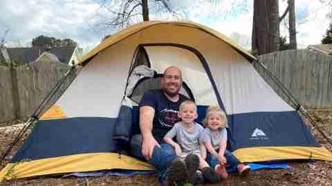 Richard Kerr Camping