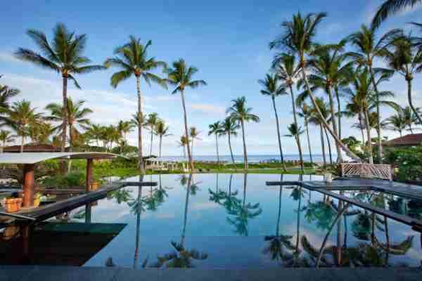 Photo courtesy of Four Seasons Resort Hualalai