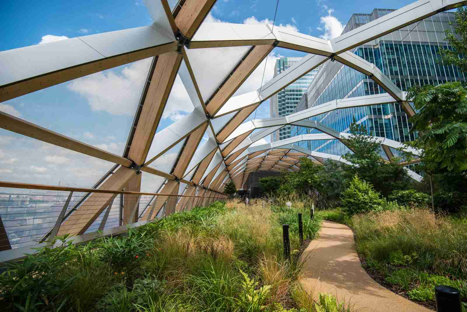 The Sky Garden. (Photo by Howard Kingsnorth/Getty Images)