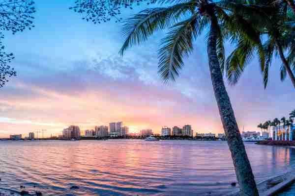 West Palm Beach, Florida. (Photo by Darrell Davis/EyeEm/Getty Images)