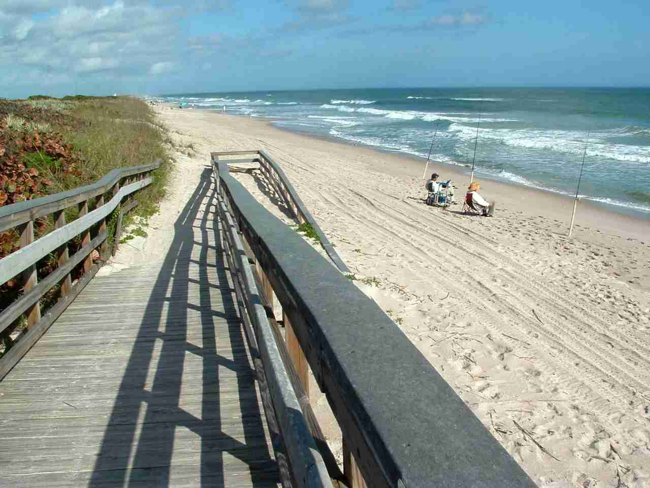 Playalinda Beach - Canaveral National Seashore - Florida