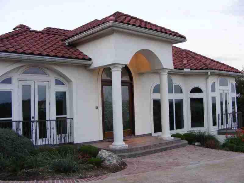 The Wilson family home in San Antonio. (Photo by Benét J. Wilson)