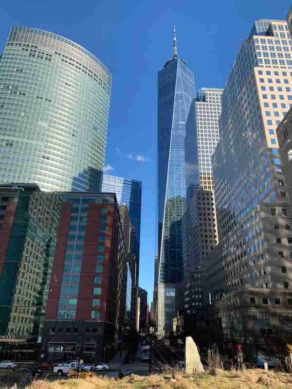 New York City March 2020. (Photo by Clint Henderson/The Points Guy)
