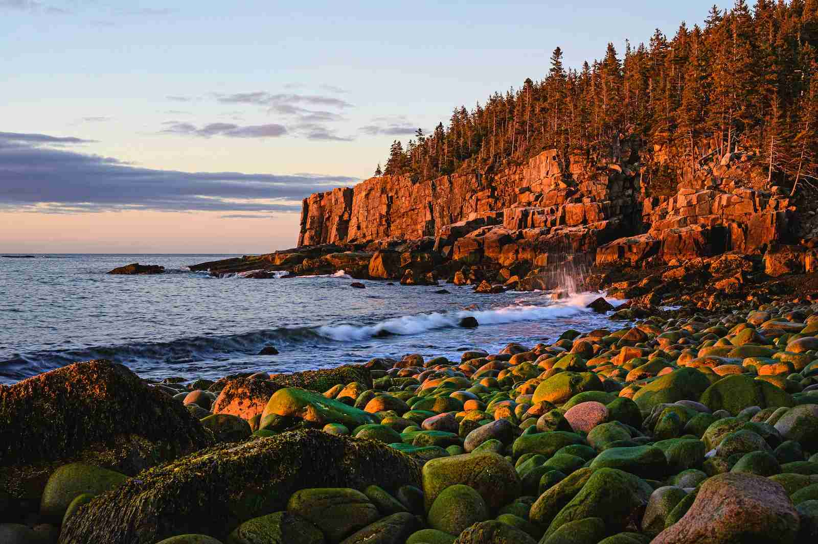 Acadia National Park. (Photo by Dermot Conlan/Getty Images)