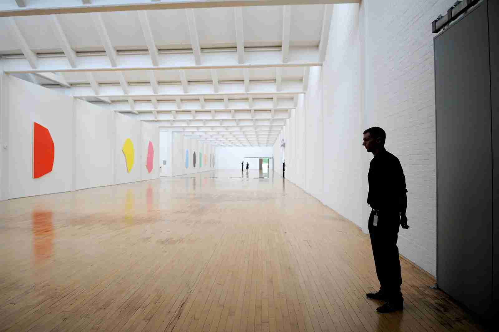 Dia:Beacon in Beacon, New York. (Photo by CLINT SPAULDING/Patrick McMullan/Getty Images)