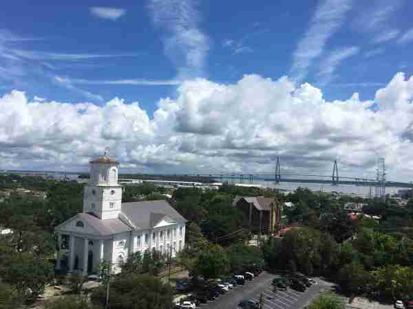 Charleston August 2017. (Photo by Clint Henderson/The Points Guy)