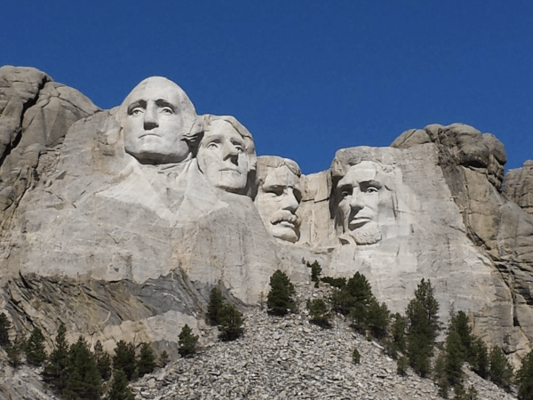 Mount Rushmore September 2013. (Photo by Clint Henderson/The Points Guy)