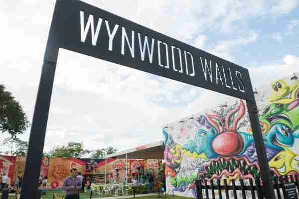 The Wynwood Walls. (Photo by Boogich/Getty Images)