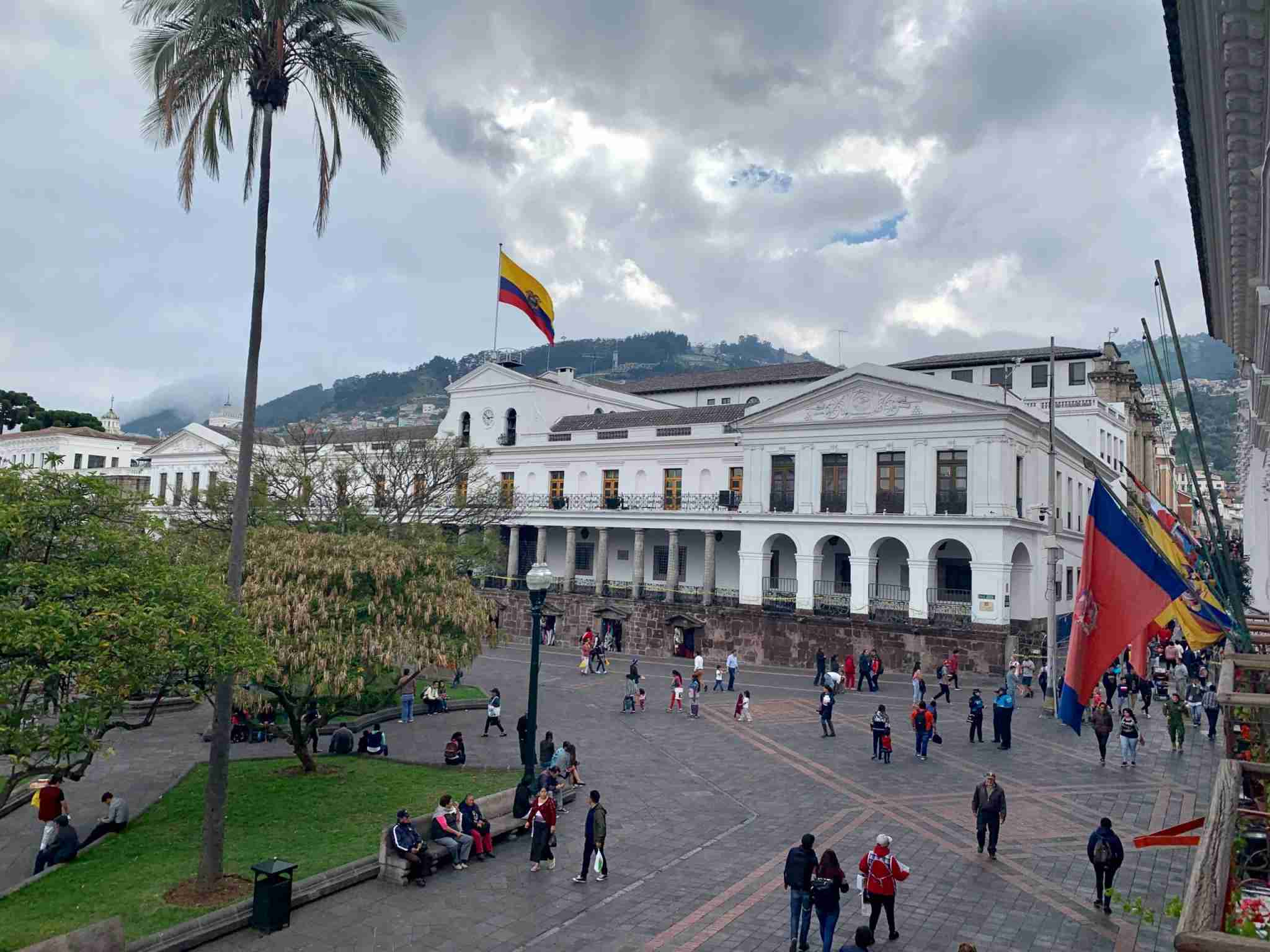 Quito, Ecuador October 2019. (Photo by Clint Henderson/The Points Guy)