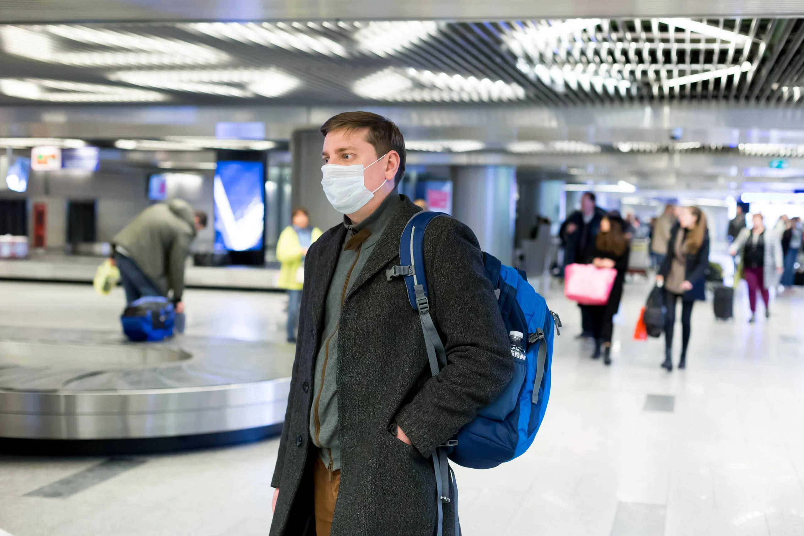 Coronavirus: What to expect when flying into the United States
