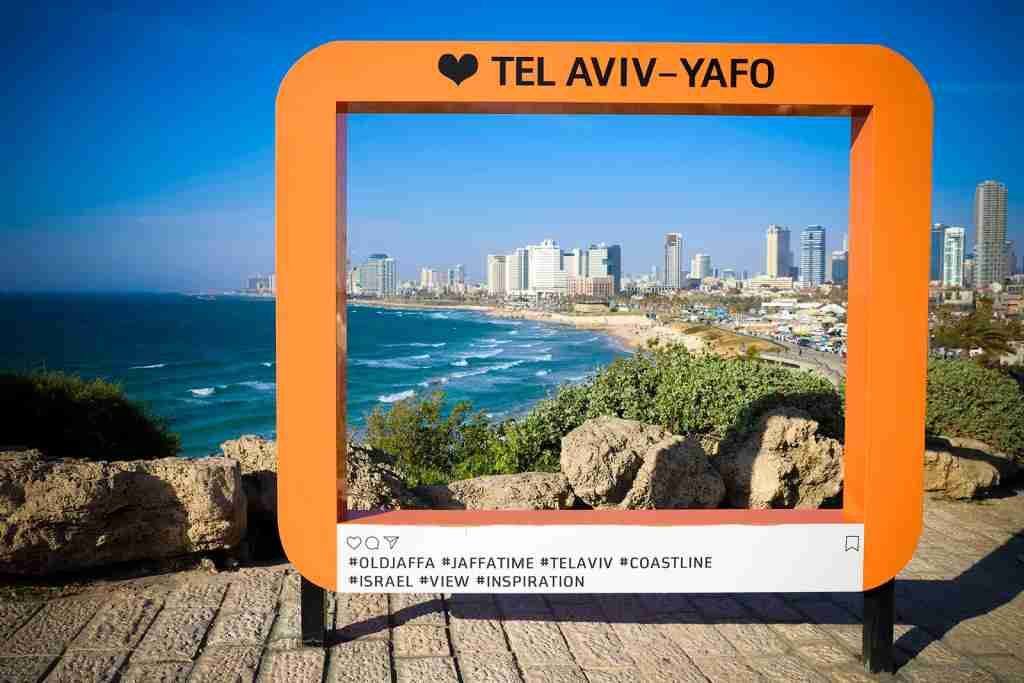 Tel Aviv Israel Yafo Coast