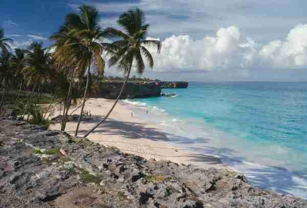 Harry Smith Beach, Bottom Bay, Barbados. (Photo by DEA/V. GIANNELLA /Getty Contributor)