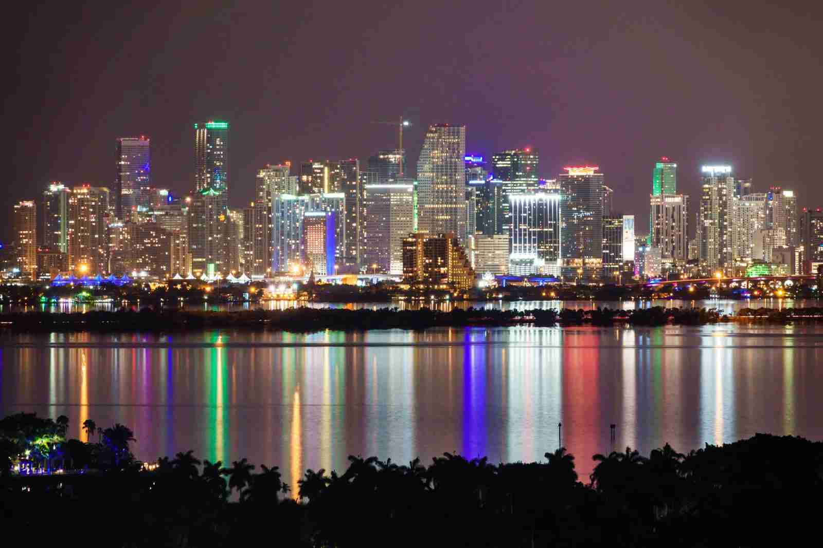 Biscayne Bay. (Photo by Jeffrey Greenberg/Education Images/Universal Images Group/Getty Images)