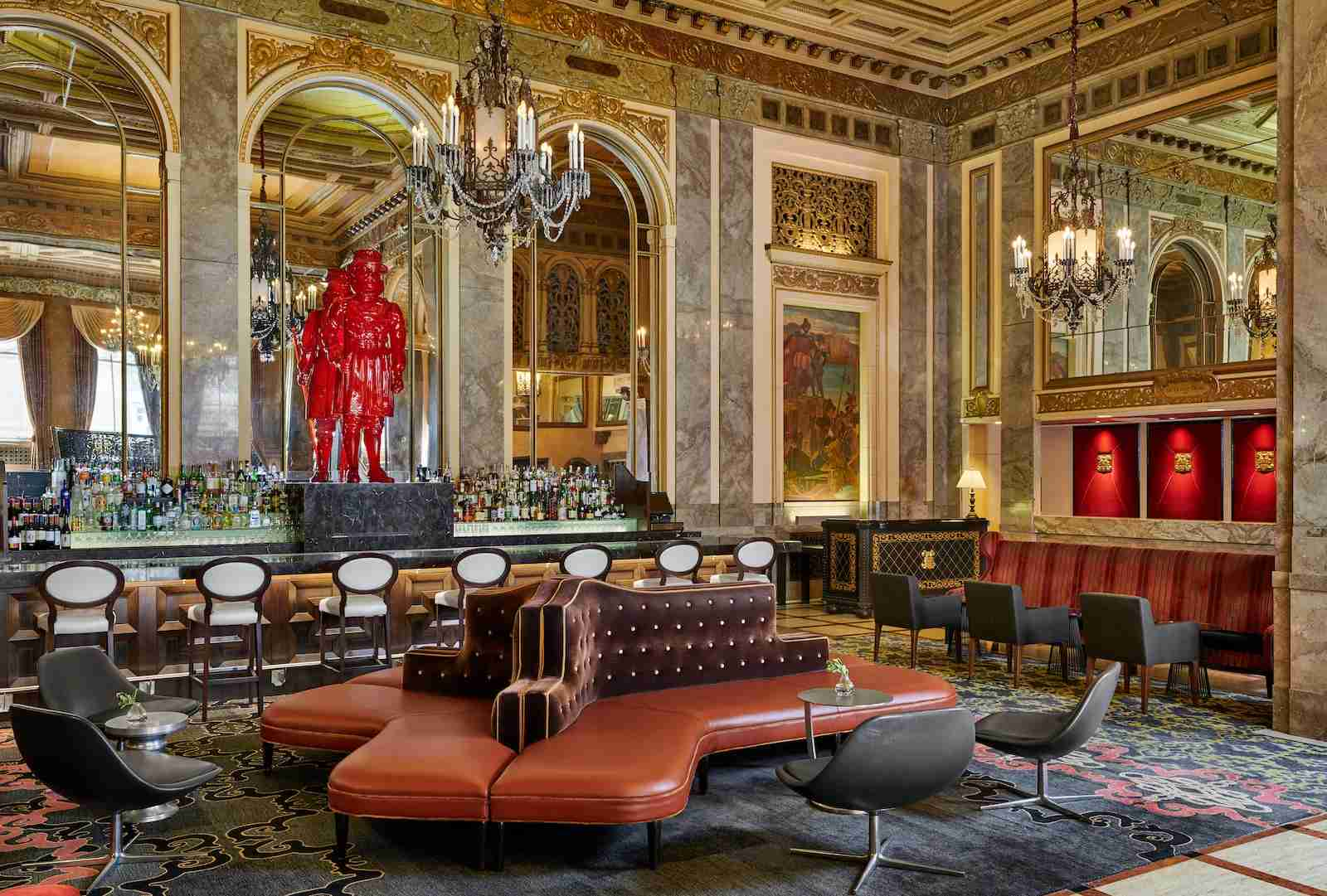 The Kimpton Sir Francis Drake. (Photo courtesy of IHG)