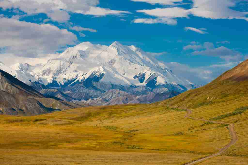 Denali National Park will be open to visitors this summer. (Photo courtesy of Travel Alaska)