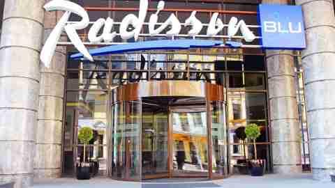 Radisson Blu Hotel in Kyiv