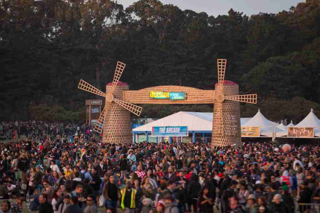 Photo by Josh Withers/Outside Lands