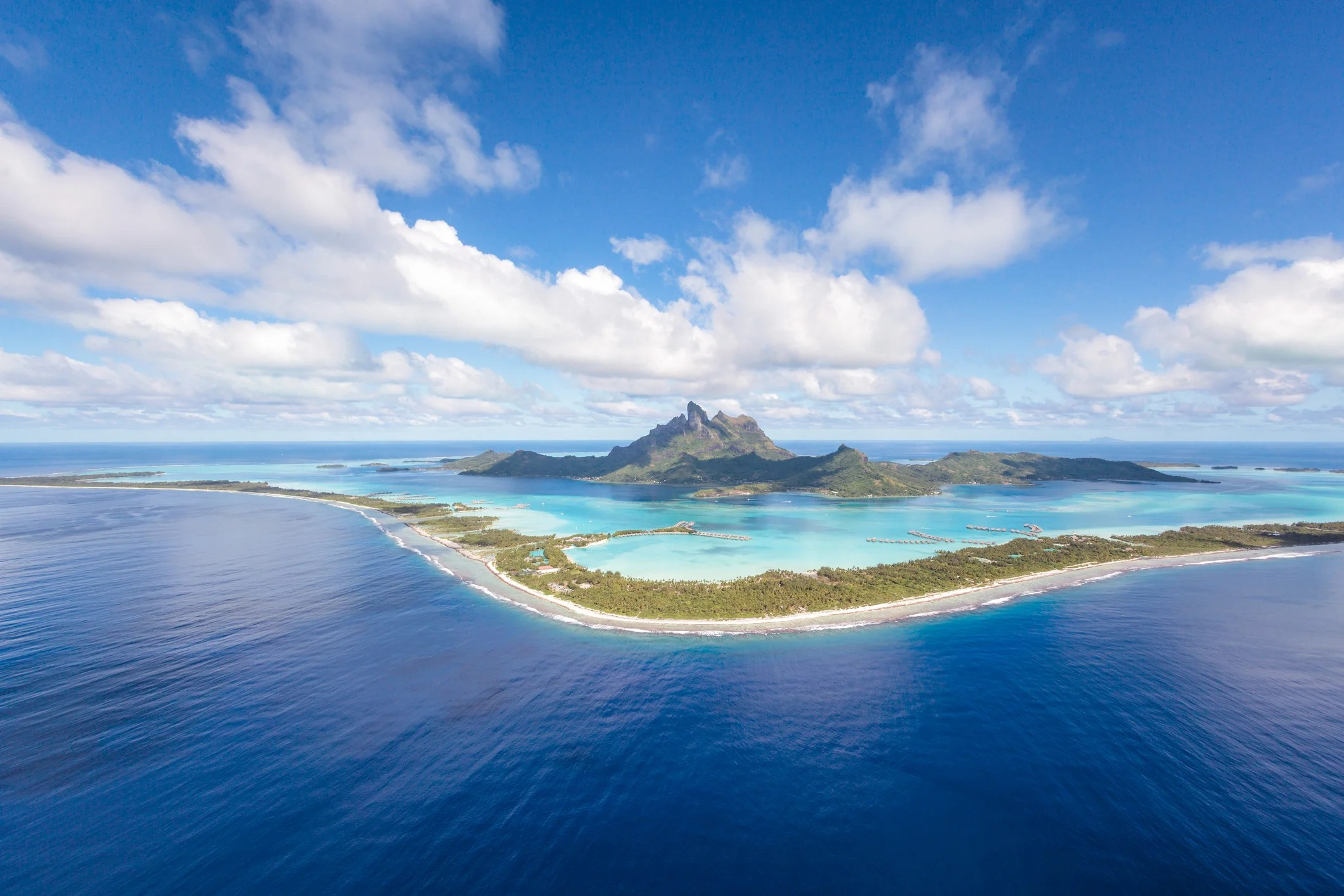 Bora Bora for the day: What to do while your cruise is in port