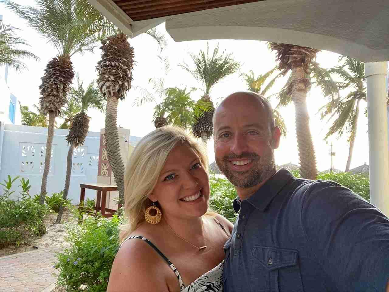 Chuck and Lindsay Kaplan