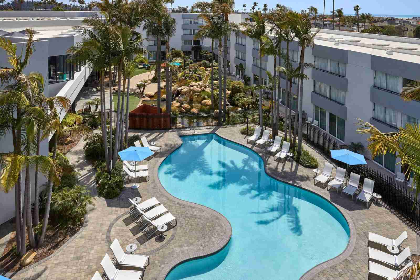 The Ventura Beach Marriott. (Photo courtesy of Marriott)