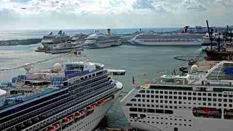 Fort Lauderdale Port Everglades cruise terminal