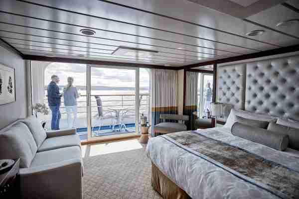 Princess Cruises MiniSuite